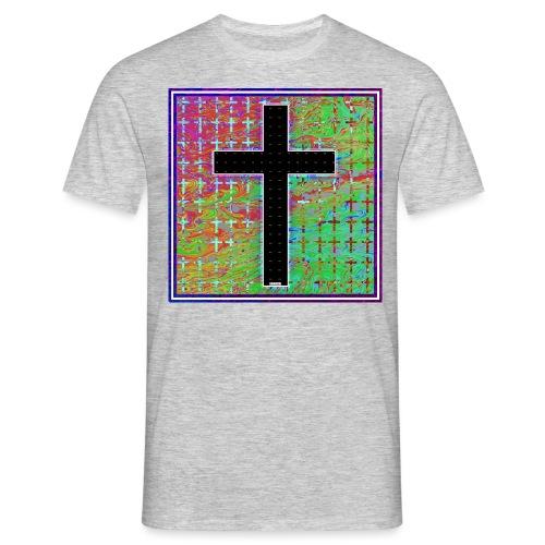 NEW CROSS 3 jpg - Men's T-Shirt