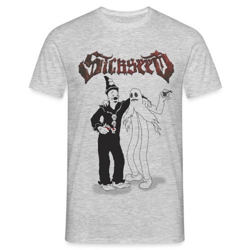 HVORFOR BLIR DET ALDRIG FEE - Herre-T-shirt