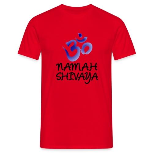 Namah Shivaya - Männer T-Shirt