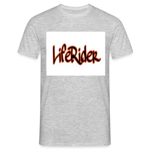 LifeRider - Männer T-Shirt