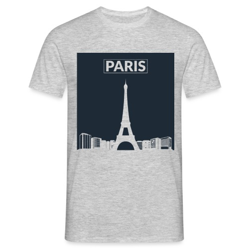 Paris - Collection 2015 - T-shirt Homme