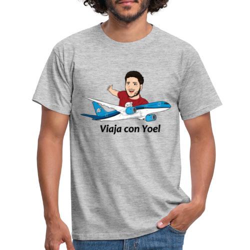 Frequent Flyer Red Viaja con Yoel - Camiseta hombre