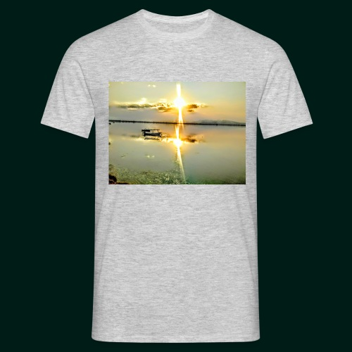 Paisaje natural - Camiseta hombre