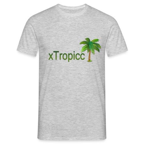 tropicc - T-shirt Homme