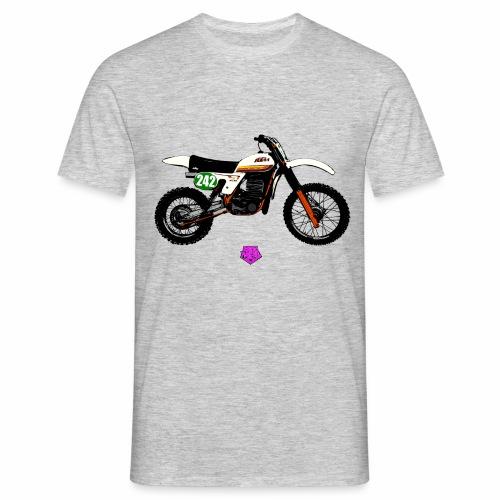fis - Maglietta da uomo