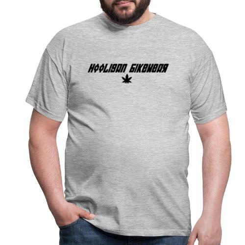 Hooligan Line 420 - Männer T-Shirt