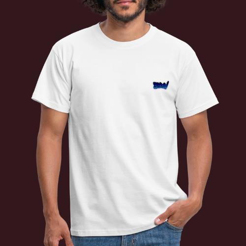 Ares blue - T-shirt Homme