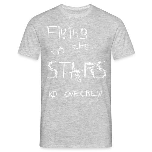 Flying to the Stars2 - Männer T-Shirt