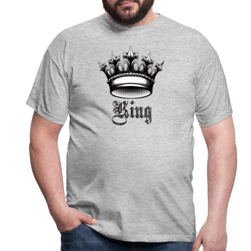 king - Camiseta hombre