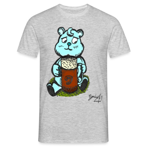 Ours Triste AngelerasCorp - T-shirt Homme