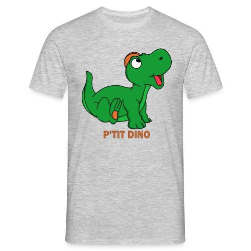 P'tit Dino Vert - T-shirt Homme