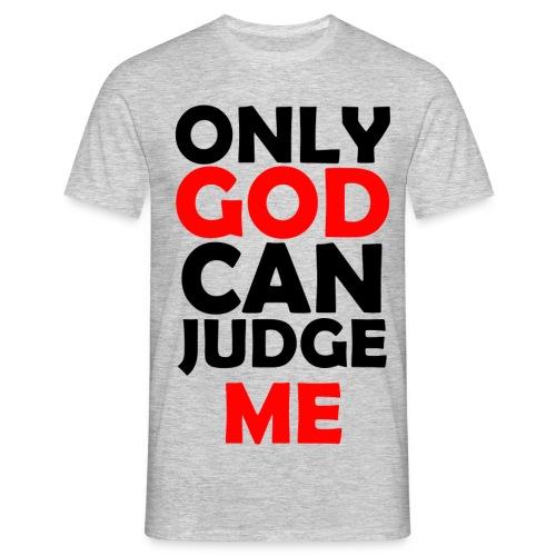 JUDGE png - Männer T-Shirt