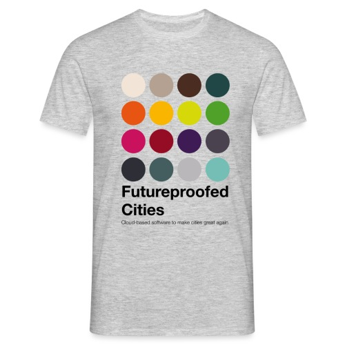 FutureproofedCities - T-shirt Homme