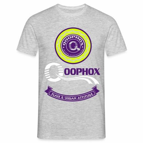 Qoophox Active Streetwear - Men's T-Shirt
