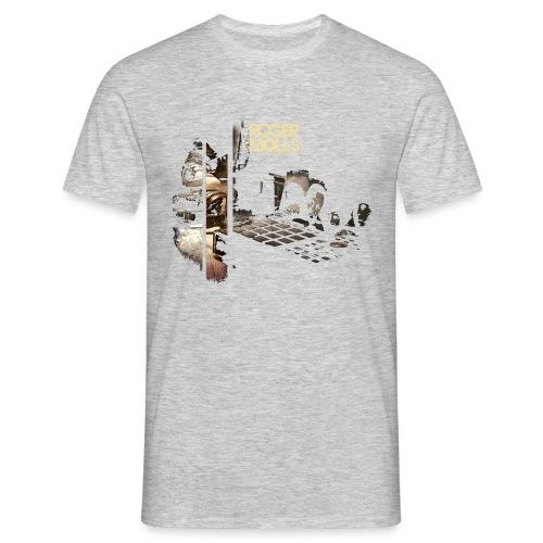 Rewind png - T-shirt Homme