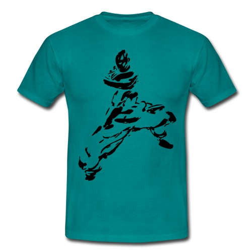 kungfu - Men's T-Shirt