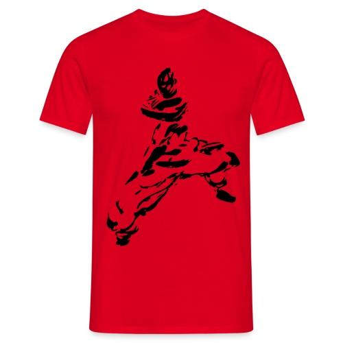 kungfu - Men's T-Shirt