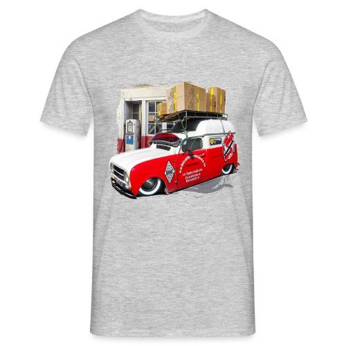 R4 4L F4 vehicules-anciens.fr - T-shirt Homme