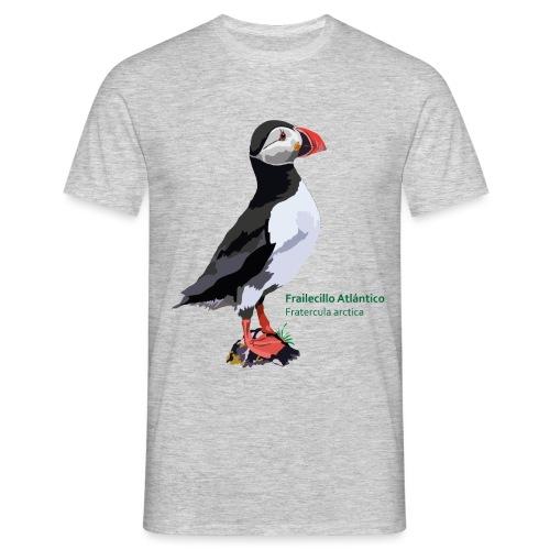 Frailecillo-Atlantico - Männer T-Shirt