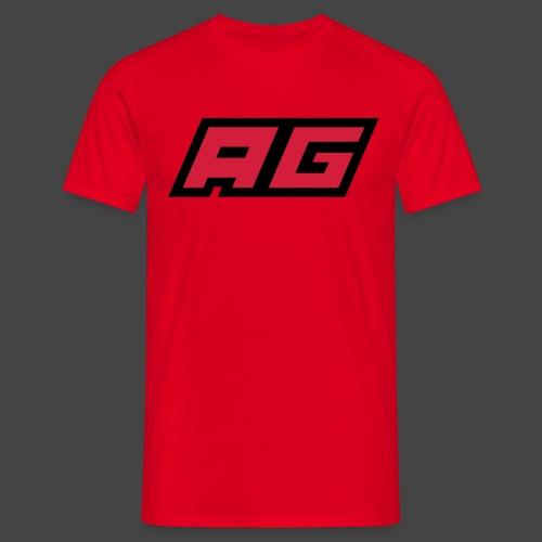 AG Logo - T-shirt herr