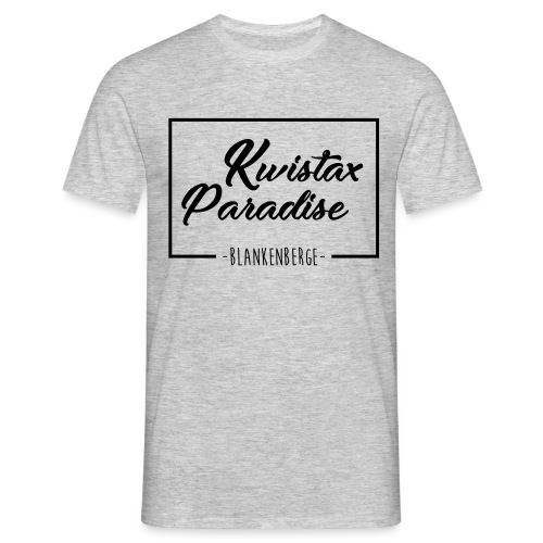 Cuistax Paradise - T-shirt Homme