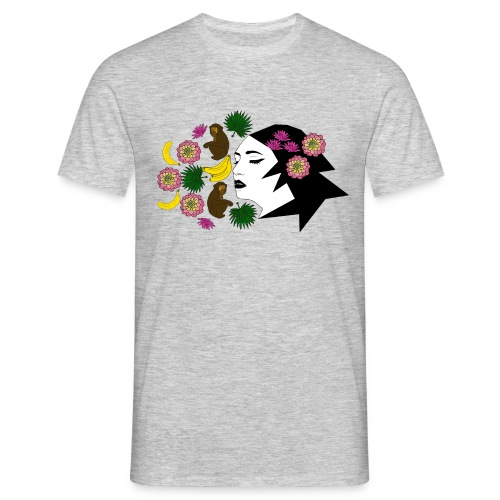 Exotic Emotion - T-shirt herr