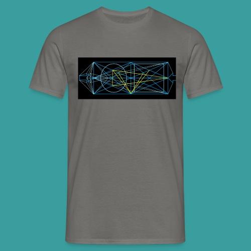 simmetria intelletuale - Maglietta da uomo