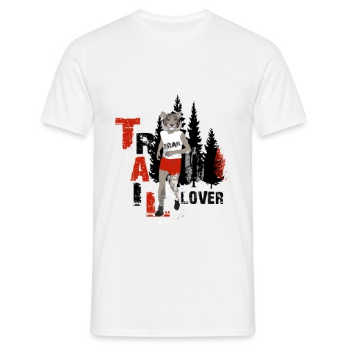 TRAIL LOVER 03 - T-shirt Homme