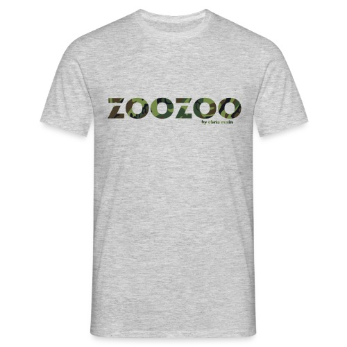 ZooZoo Camoflague Green - Männer T-Shirt