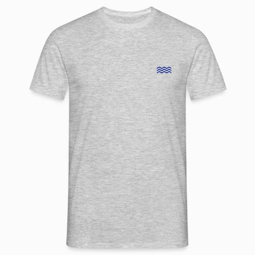 Zeeuwse golf - cadeau voor Zeeuwen en Zeeland fans - Mannen T-shirt