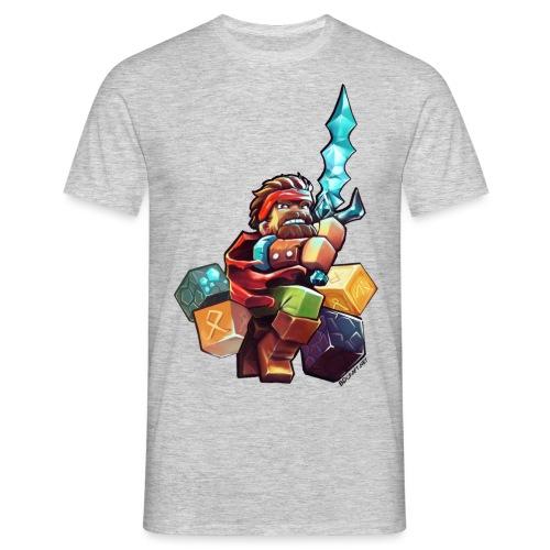 BDcraft Hero - Men's T-Shirt