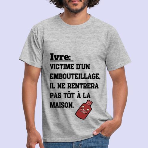 IVRE - T-shirt Homme