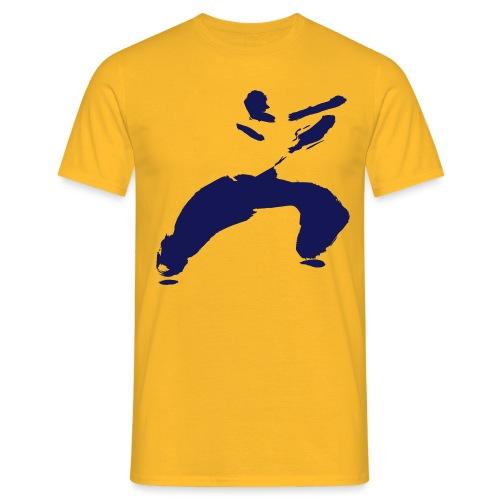 kung fu - Men's T-Shirt