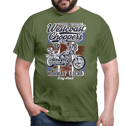 West Coast Chooper Tazzum - Camiseta hombre