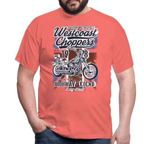 West Coast Chooper Tazzum - Camiseta hombre