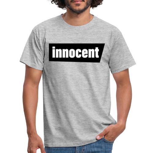 Innocent Black-Edition - Männer T-Shirt
