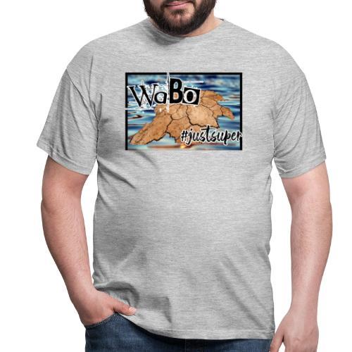 Wasser und Bodenmanagement - Männer T-Shirt
