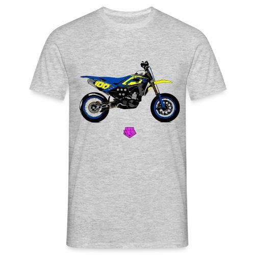 HUS - Maglietta da uomo