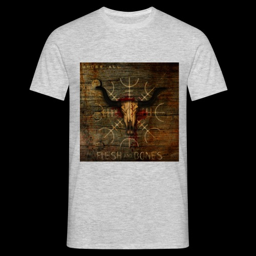 flesh-&-bones - T-shirt Homme