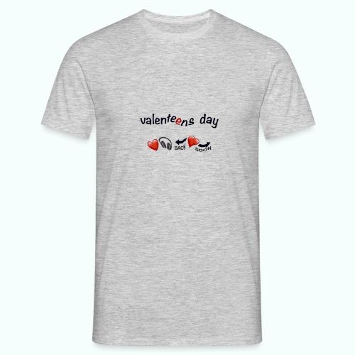 valenteens day - Männer T-Shirt