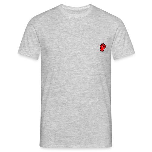 Logo fist - Men's T-Shirt