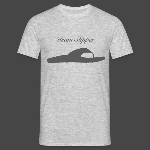Team Slipper - Mannen T-shirt