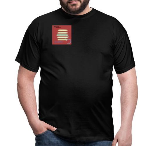 tracea tu camino - Camiseta hombre