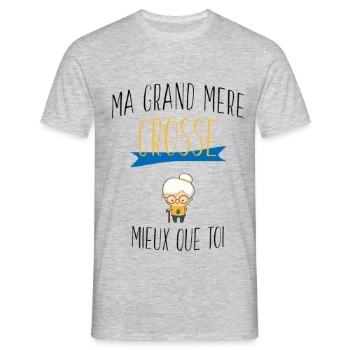 Grand-mère - T-shirt Homme