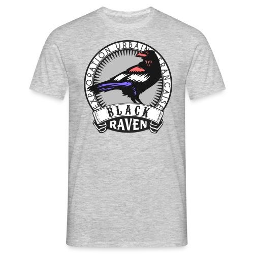 Logo Blackraven Transpare - T-shirt Homme