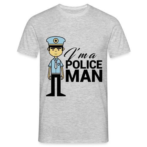 POLICEMAN - Maglietta da uomo