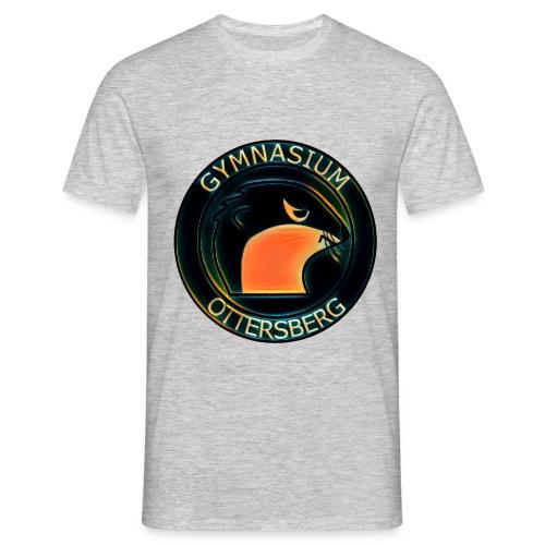 Black Otter - Männer T-Shirt
