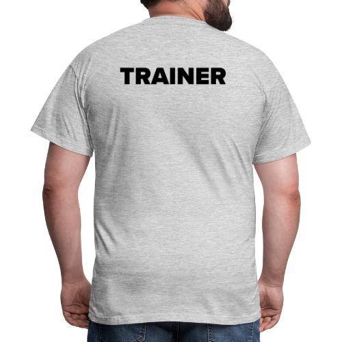 Workout Trainer Tshirt - Männer T-Shirt