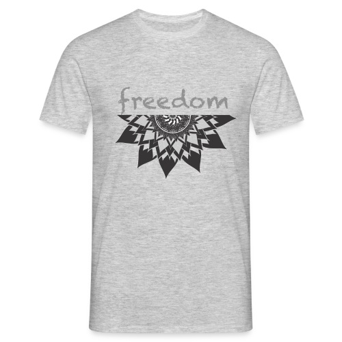 free vibration - Maglietta da uomo