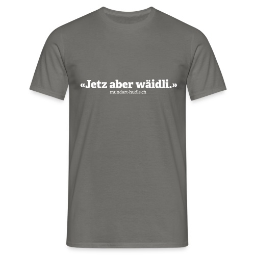 waedili - Männer T-Shirt